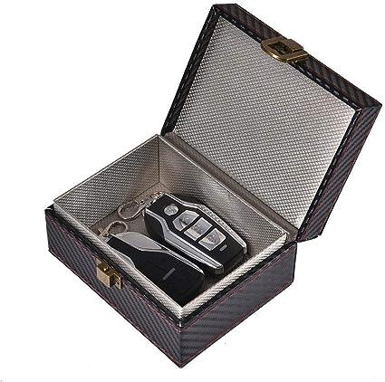 Bogget Neue Rfid Strahlenschutzbox Anti Signal Handy Box Keyless Autoschlüssel Signal Schutzbox Faraday Autoschlüsselbox Küche Haushalt