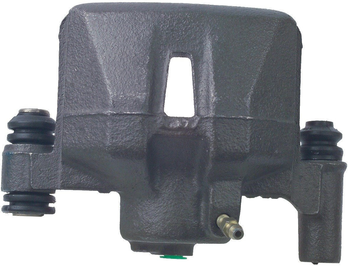 Brake Caliper Unloaded Cardone 19-2593 Remanufactured Import Friction Ready