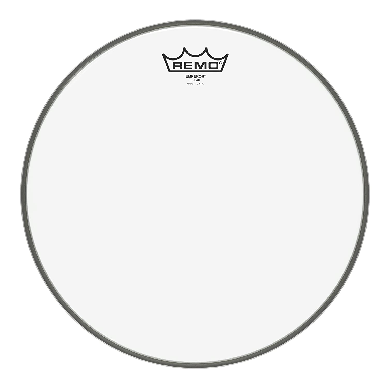 Remo Emperor Clear Drum Head - 13 Inch 71naNQf8z5L