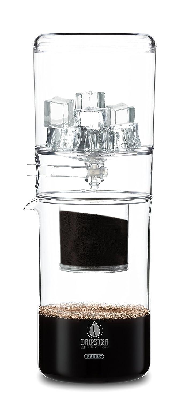 DRIPSTER Cold Brew Dripper (4 cups / 600ml), Cold Drip Coffee Maker Tradena