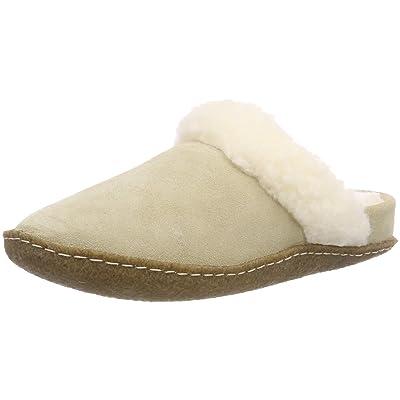 Sorel Nakiska Slide II British Tan/Natural 5   Slippers