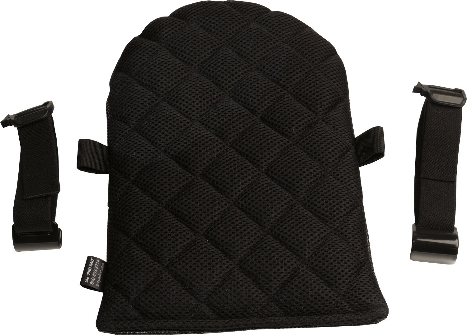 Pro Pad Quilted Diamond Mesh Small Gel Motorcyle Seat Pad