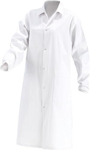 Abrigo de Laboratorio para Mujer, Segunda selección, 100% algodón ...