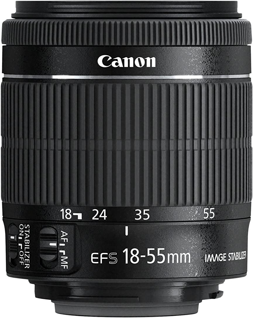 Canon EF-S 18-55mm f/3.5-5.6 IS STM: Amazon.es: Electrónica