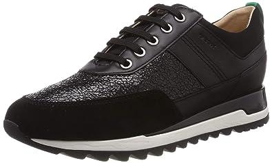 160cffe5e6b8 Geox D Tabelya B Baskets Basses Femme  Amazon.fr  Chaussures et Sacs