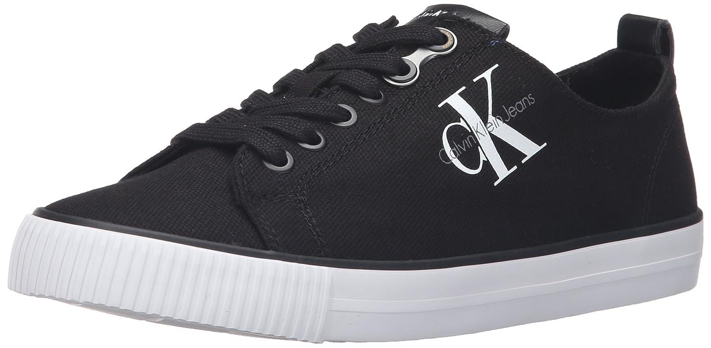 Calvin Klein Jeans Women's Dora Fashion Sneaker B01EBF782W 8.5 B(M) US|Black
