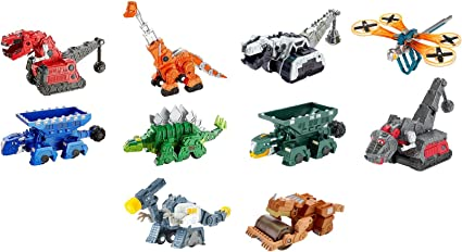 D-Structs Rescue Dinotrux