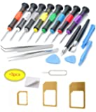 Able 16 in 1 Sets Repair Tools Screwdrivers Set Kit For Samsung Galaxy S2 / S3 / S4 /Note / Note 2 / Iphone 4 / Iphone 5 Samrt Phone