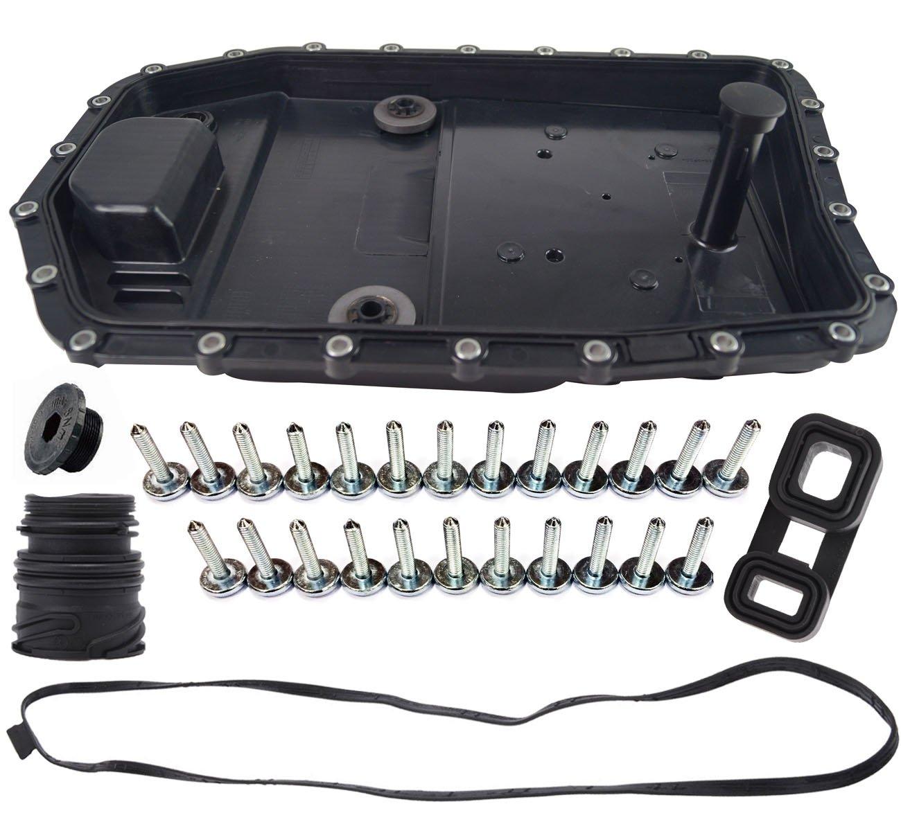 Bapmic 6HP19 Transmission Oil Pan Repair Kit for BMW E60 E71 E82 E88 24152333907