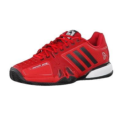 adidas Novak Pro Clay, Chaussures de Fitness Homme: