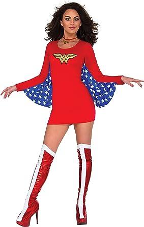 Rubie's DC Superheroes Wonder Adult