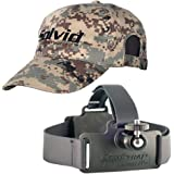 Solvid Premium Universal Head Cam Mount for Any Camera