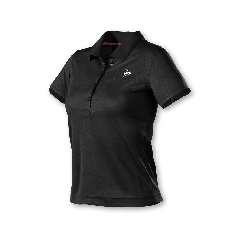 Dunlop Club Line Button Polo Black (S de 36): Amazon.es: Deportes ...