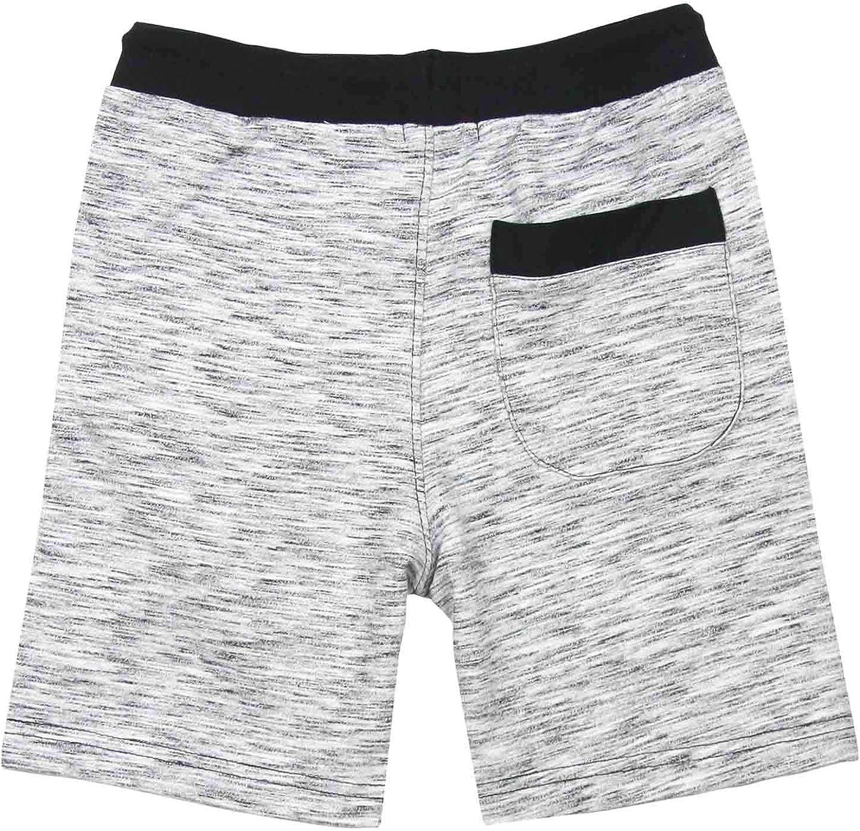 Sizes 8-16 Losan Boys Slub Terry Shorts