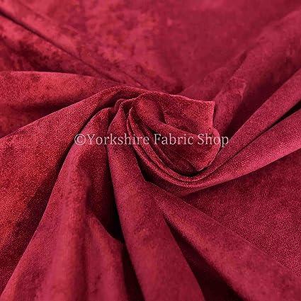Yorkshire Fabric Shop Suave triturada como Material de ...