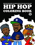 Hip Hop Adult Coloring Book (Colouring Books)