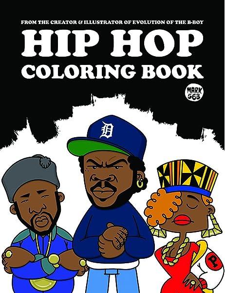 - Gangsta Rap Coloring Book: Morano, Anthony Aye Jay: 9780867196047:  Amazon.com: Books