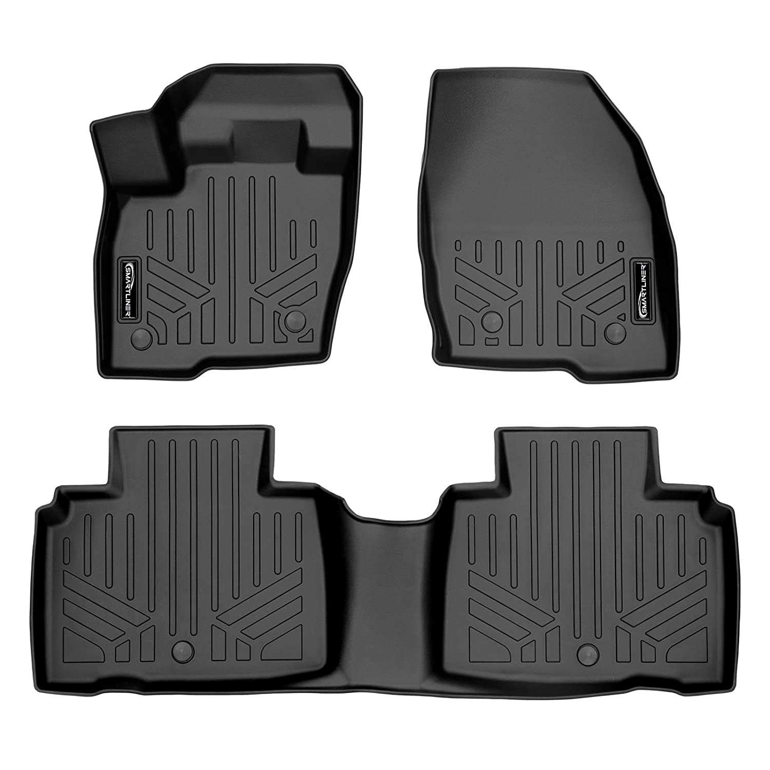 2005 GGBAILEY D3704A-S1A-CH-BR Custom Fit Car Mats for 2004 Passenger /& Rear Floor 2006 2007 Volvo S40 Brown Driver