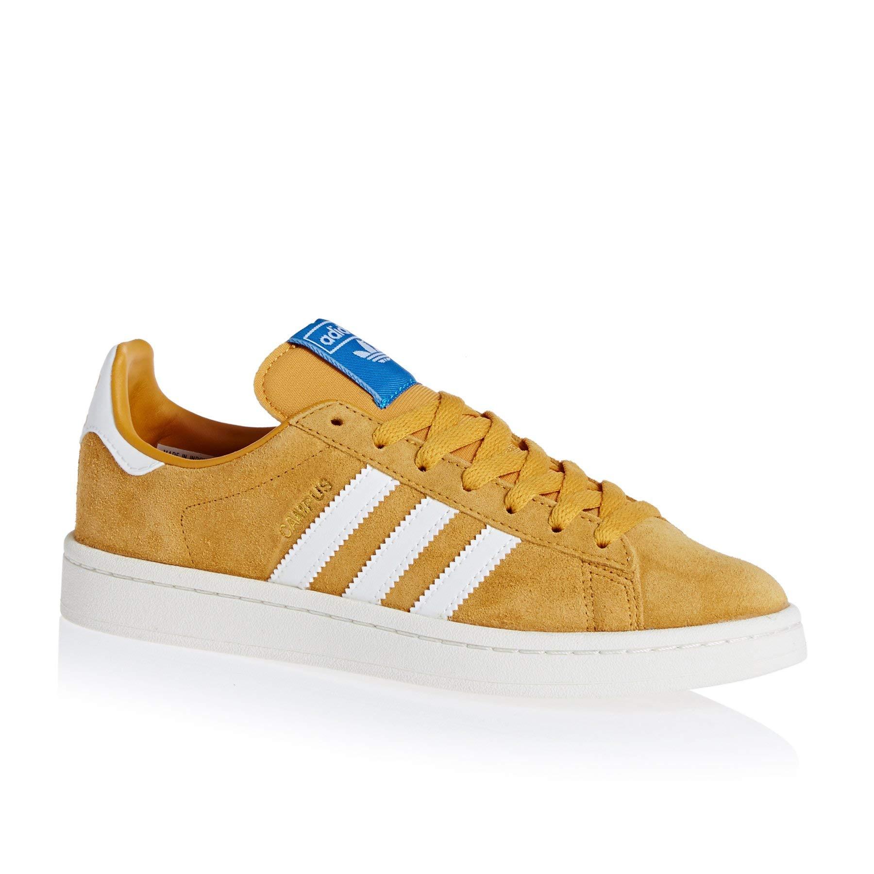 5dd7541cd566 Galleon - Adidas Originals Campus Shoes 11.5 B(M) US Women   10.5 D(M) US  Tacyel clowhi cwhite