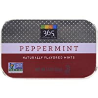 365 Everyday Value Peppermint Naturally Flavored Mints, 1.5 oz