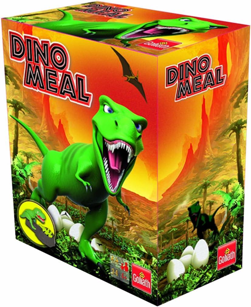 Goliath 30551006 Dino Meal - Juego de Mesa [Importado de Alemania]: Amazon.es: Juguetes y juegos
