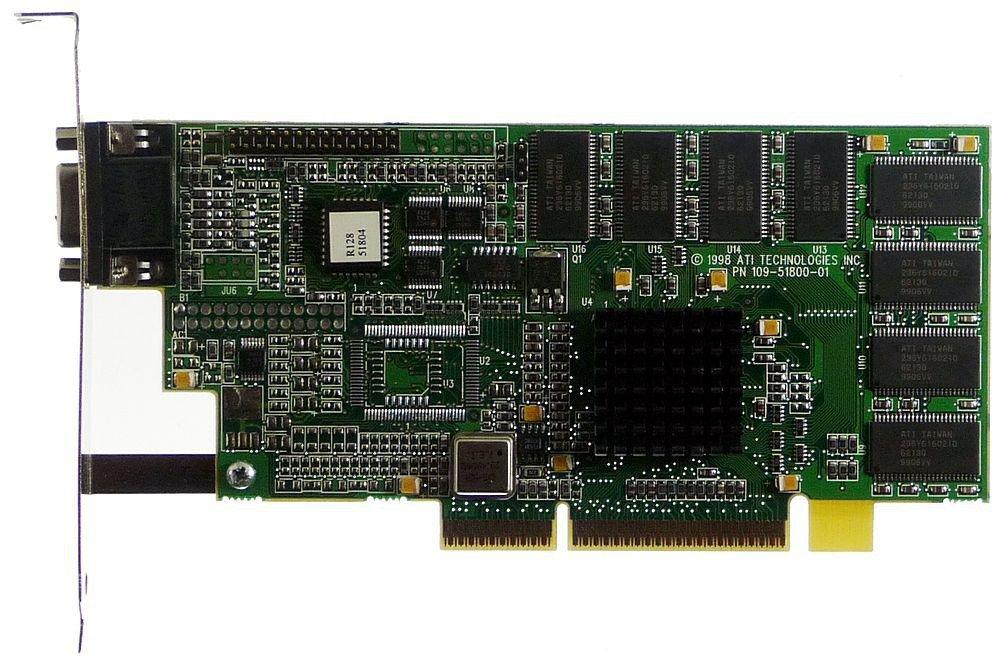 AGP-tarjeta gráfica ATI Rage 128/Xpert ID514: Amazon.es ...