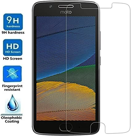 REY Protector de Pantalla para Motorola Moto G5S / Moto G5 S ...