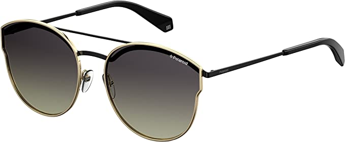 Polaroid PLD 4057/S WJ J5G 60 Gafas de sol, Dorado (Gold/Brown), Mujer