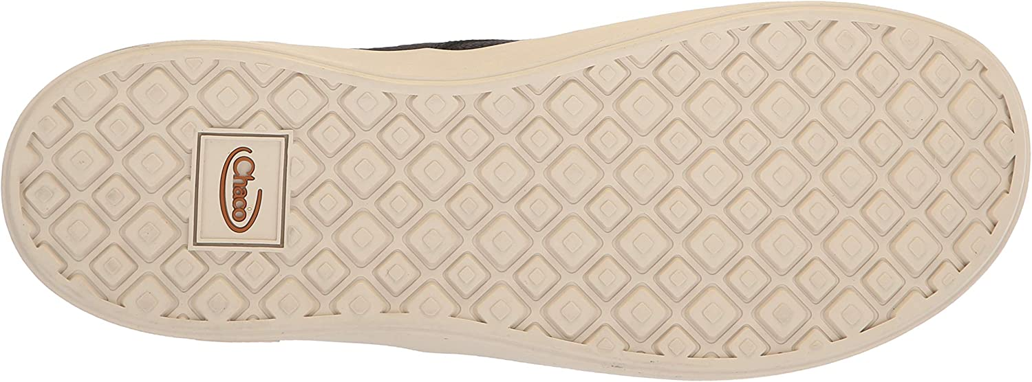 Chaco Mens Davis Lace Leather Hiking Shoe