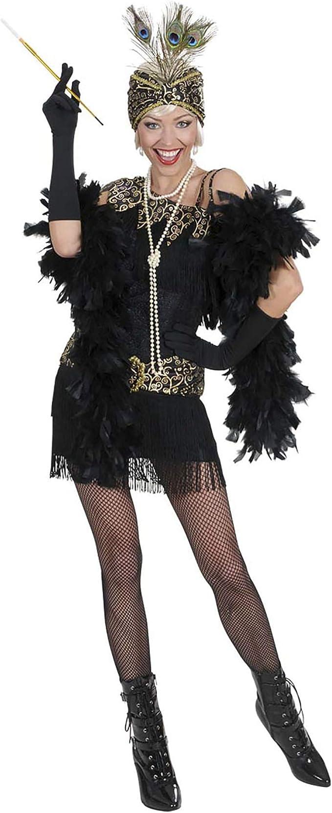 WIDMANN Widman - Disfraz de cabaret para mujer, talla XL (7299B ...