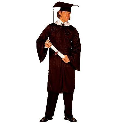 Toga laureato S completo con cappello tocco  Amazon.it  Giochi e giocattoli 77754afd977f