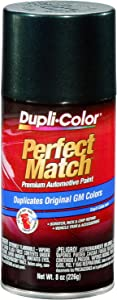 Dupli-Color BGM0432 Medium Green Metallic General Motors Exact-Match Automotive Paint - 8 oz. Aerosol