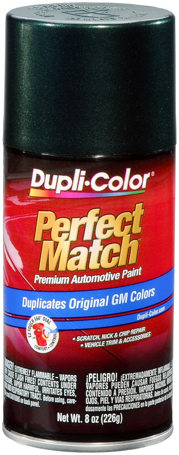 Amazon.com: Dupli-Color EBGM04337 Bright White General Motors ...