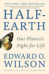 Half-Earth: Our Planet's Fight for Life Paperback