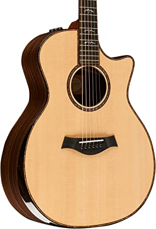 Amazon Com Taylor Guitars 914ce Grand Auditorium Acoustic Electric