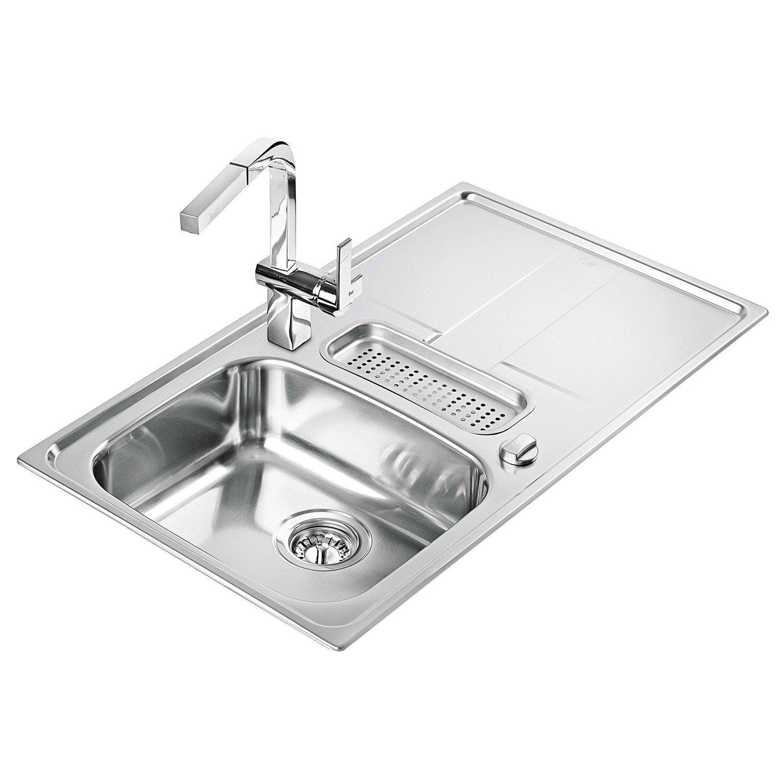 Teka Stena 50-B Küchen-Spüle: Amazon.de: Baumarkt