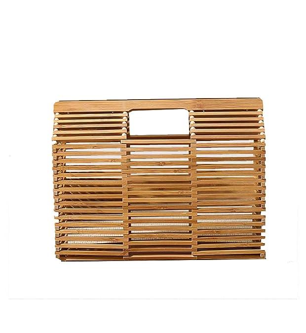Amazon.com: Funda bolsa de playa bolsa de bambú plegable ...