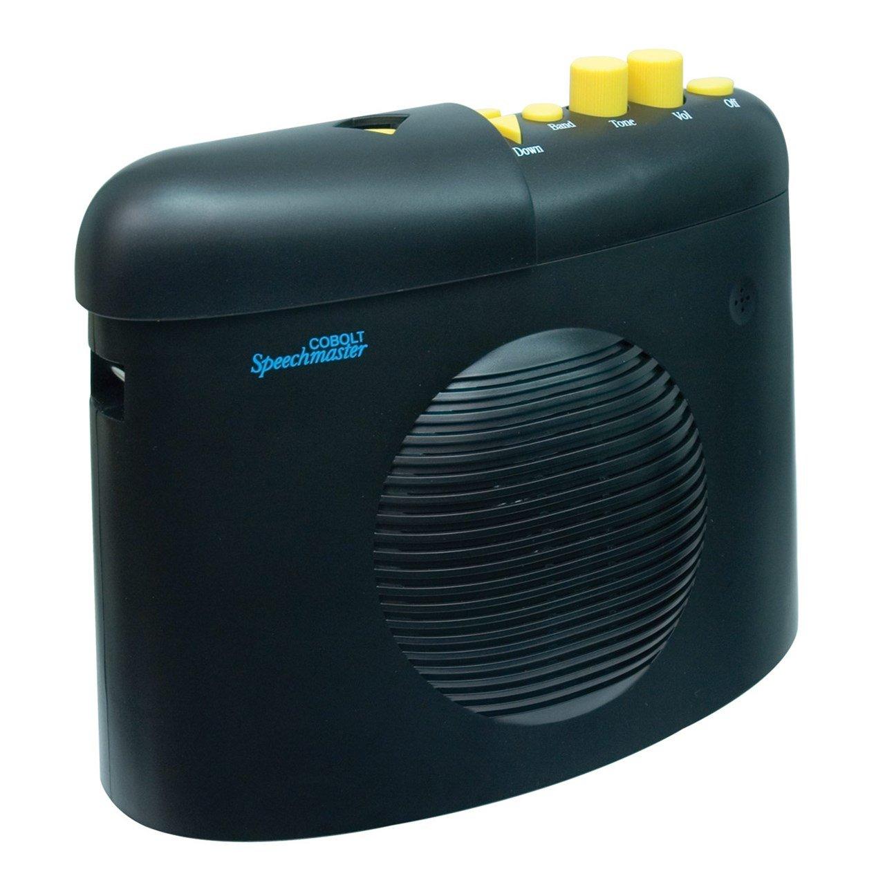 Speechmaster Talking Portable Multi-Function FM Clock Radio