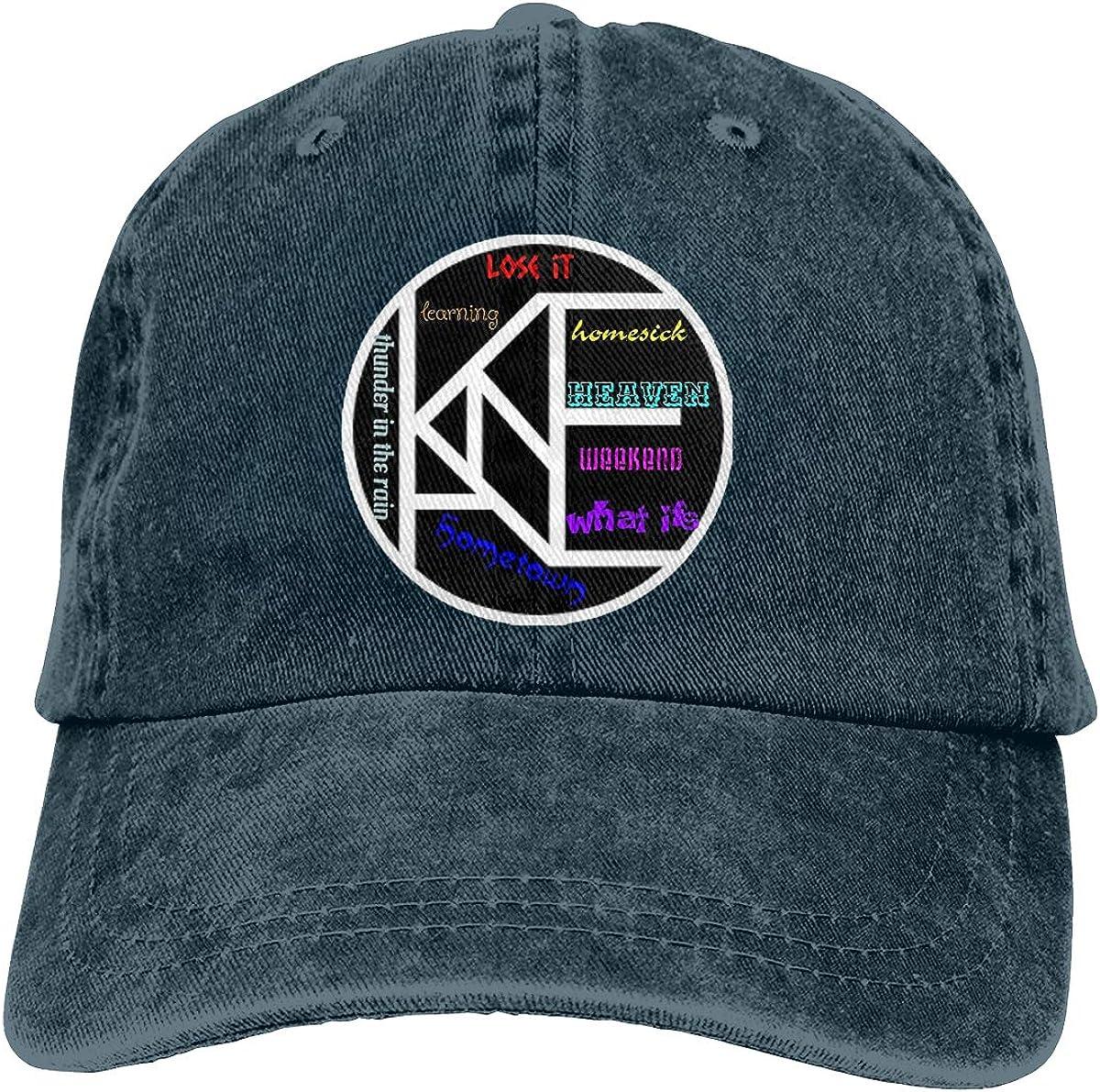 Monerla Ningpu Amazing Kane Brown Adjustable Denim Hats