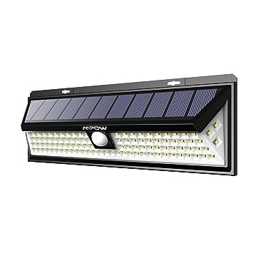 Mpow 102 Lampes Solaires Led Détecteur De Mouvement Super Lumineux