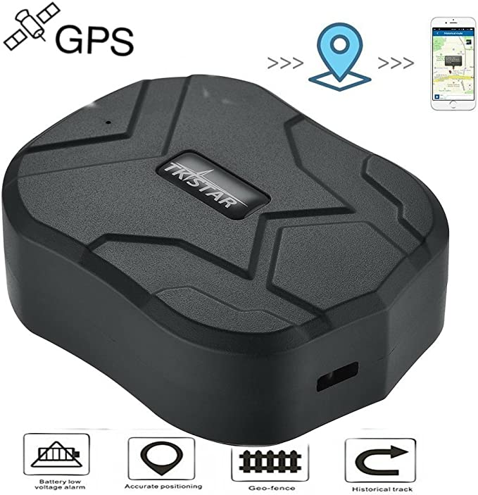 TKSTAR GPS Tracker Localizador Gps Coches Localizador Localizador GPS para Coche Tiempo Real Rastreador GPS Coche Seguimiento Vehiculos 150 Días de Espera con Fuerte Imán TK905B: Amazon.es: Electrónica
