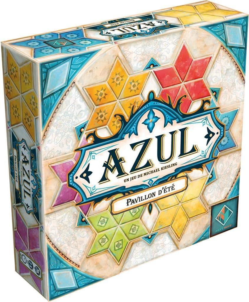Azul : Pavillon d'été | Kiesling, Michael