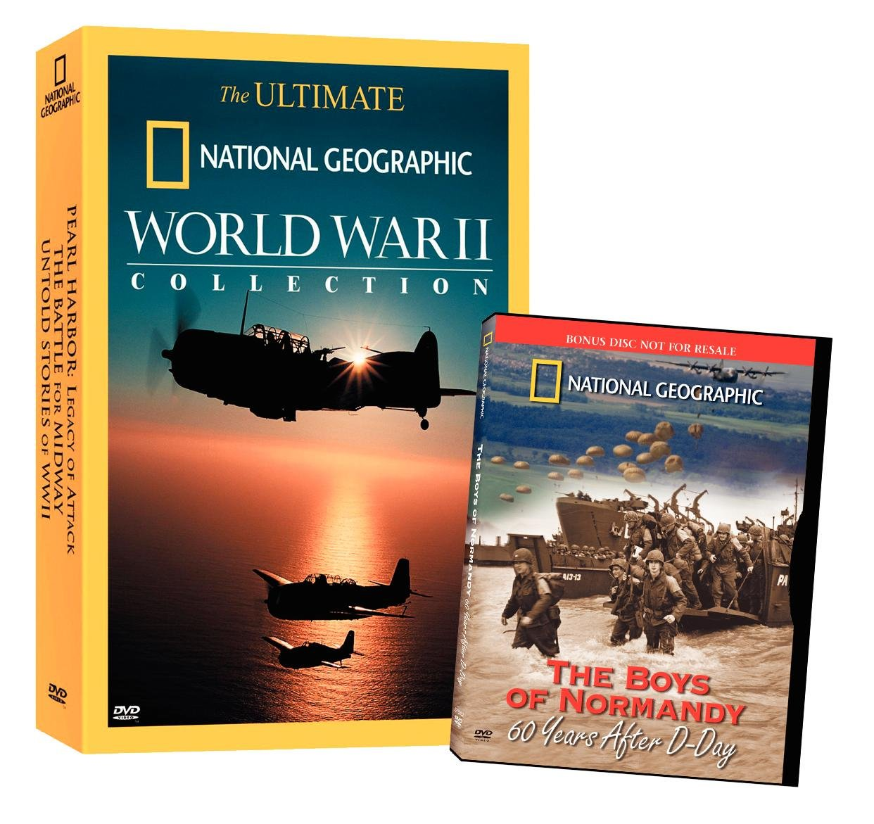Ultimate Ng Wwii Coll.(S.E Nt' L-Geo.Home Ent/Vivendi Documentary