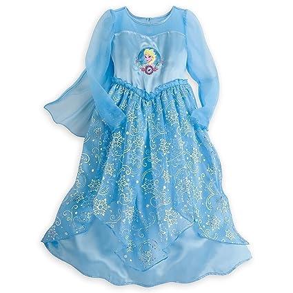 Amazon.com: Tienda de Disney Elsa de Frozen Fancy de la Niña ...