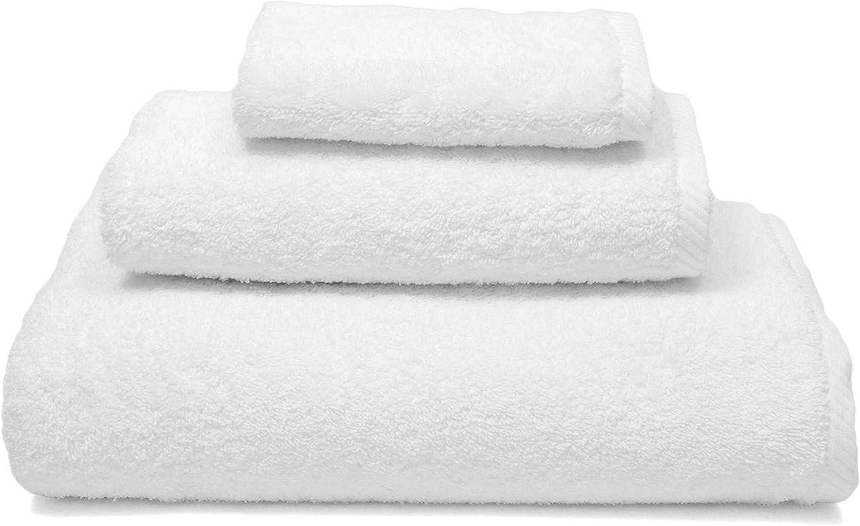 ORPHEEBS 3 Pcs Bath Hoja de lujo 660 Gsm para 80x152 cm Incluye 3 ...