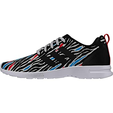 Chaussure Flux Print Zebra Adidas Smooth 37 13 Zx White FEwdBI