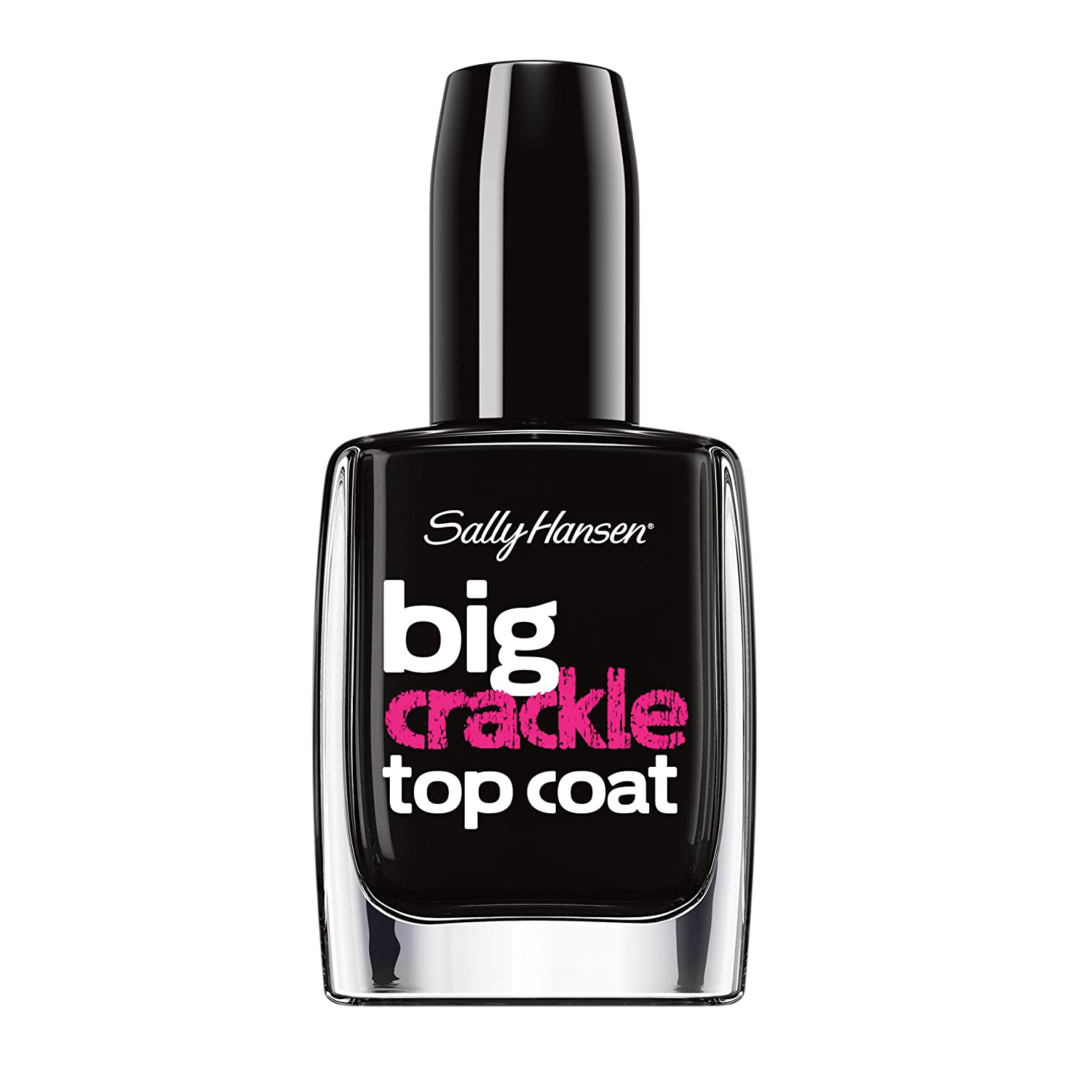 Sally Hansen - Big Crackle Top Coat Coty 30535742002