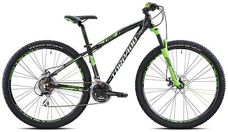 Torpado - Ícaro Bicicleta de montaña de aluminio con ...