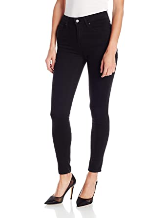 1f12895b Levi's Women's 721 High Rise Skinny Jeans, Soft Black, 27 (US 4) R at  Amazon Women's Jeans store