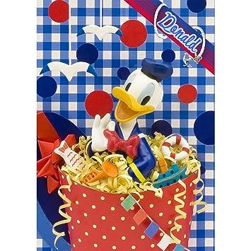 Disney Amazing 3D Birthday Greeting Card Postcard